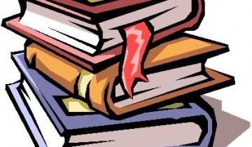 text books clip art